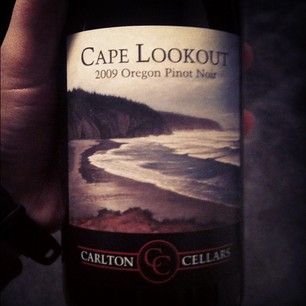Carlton Vineyard Pinot Noir 2009