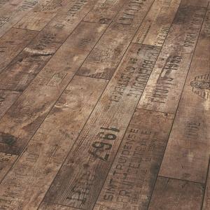 Wine barrel floor