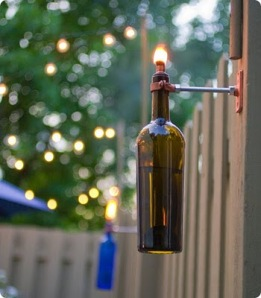 Wine Bottle Torch