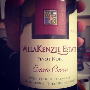 Willakenzie Pinot Noir Cuvee