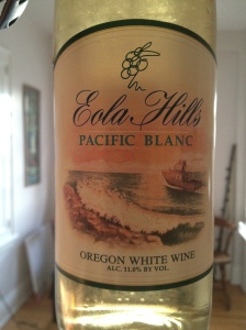 Eola Hills Pacific Blanc