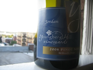 Youngberg Hill Vineyards 2008 Pinot Noir