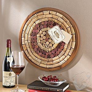 Enter to win this round wine cork craft kit! #ORWinette&Win
