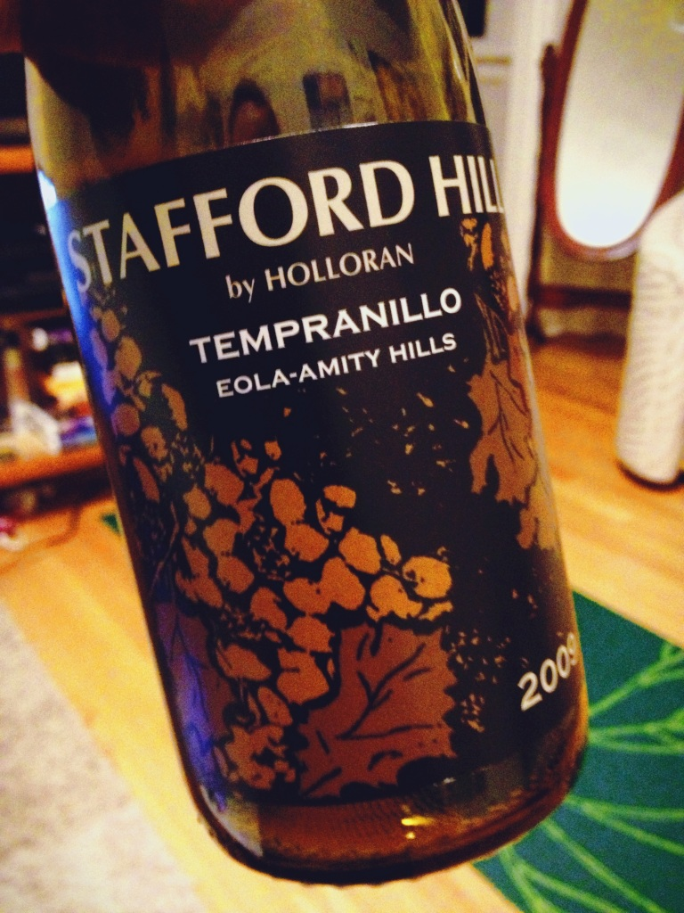 Stafford Hill Tempranillo