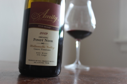Amity Vineyards Pinot Noir
