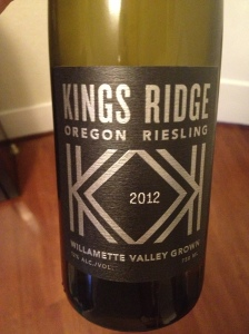 Union Wine Co Riesling