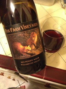 Fox Farm Pinot Noir