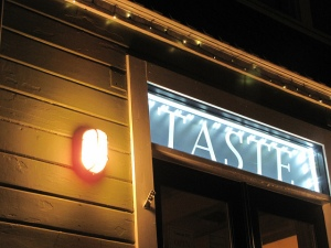 Taste on 23rd via Flickr