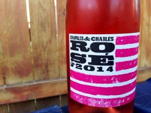 Charles & Charles 2014 Rosé
