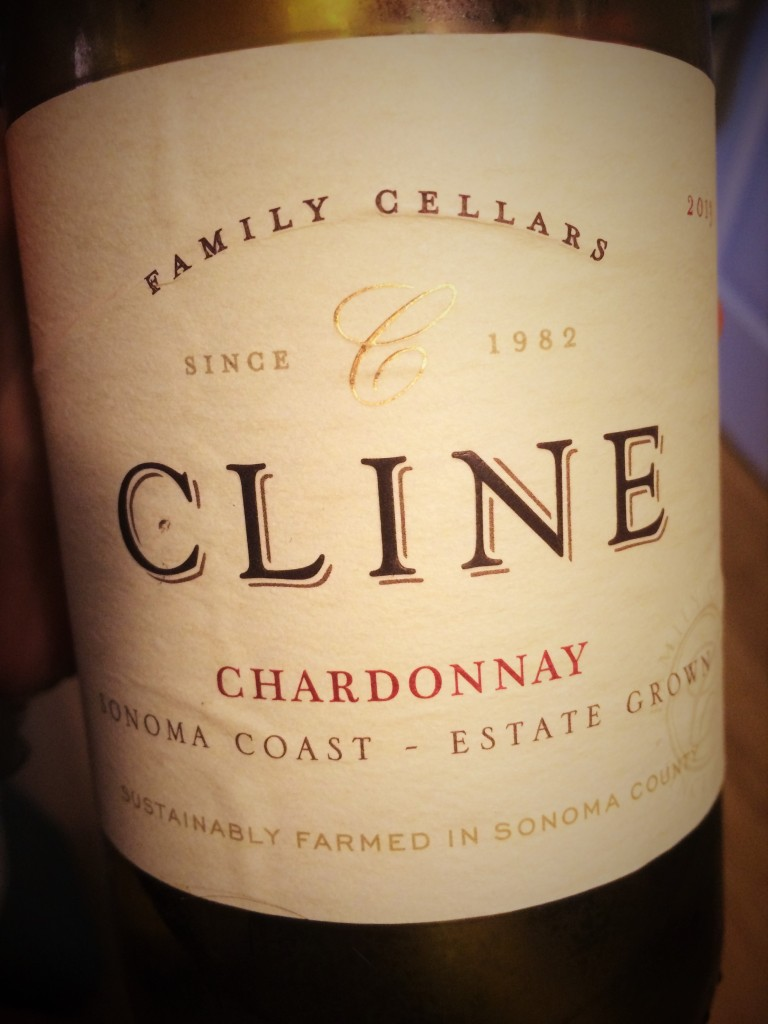 Cline Cellars Chardonnay